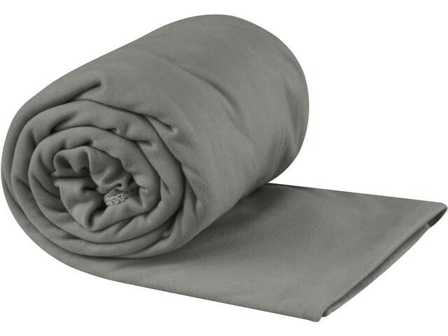Sea to Summit Pocket Toalla XL, grey